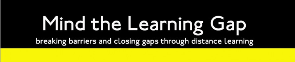 Mind the Learning Gap